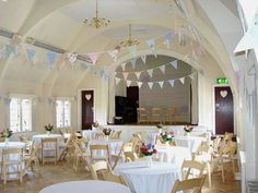 Dilly Dally Bunting - Bunting Hire Company in Hullavington, Chippenham (UK)