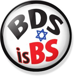 BDS is BS