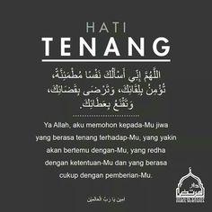Hijrah Islam, Doa Islam, Islamic Inspirational Quotes, Islamic Quotes, Motivational Quotes, Pray Quotes, Life Quotes, Islamic Teachings, Islamic Dua