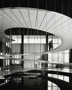 Pereira & Luckman, Architects, Convair Astronautics, San Diego 1958