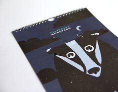 Kalendarz 2015 MONORUNO - RUNO - Kalendarze ścienne