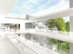 3. Preis Neubau Campus Fachhochschule Bielefeld am S...competitionline