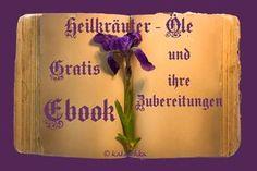 """Kostenloses Ebook über Heilkräuter-Öle Nun ist schon Band 6 in meiner kleinen Bibliothek """"Altes Wissen"""" online und es freut mich sehr, das diese kleinen Büchlein auf so grosses Interesse stossen. Es gibt mir Kraft und Inspiration noch weitere Büchlein, die schon in den Startlöchern stehen, zu veröffentlichen. Alle meine Ebooklein dürft ihr selbstverständlich ausdrucken und euch als Buch binden. […]"""