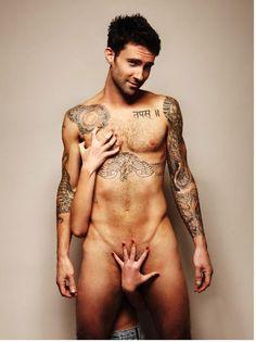 Adam Levine - hott damn!