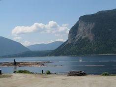 Shuswap Lake, British Columbia, Canada Beautiful Places, Beautiful Pictures, Whistler, British Columbia, Salmon, Scenery, Coast, Arm, Canada