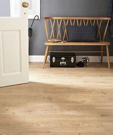Sawn Oak Narrow Laminate Flooring - nice navy walls Underlay For Laminate Flooring, Oak Laminate Flooring, Navy Walls, Off White Walls, Light Oak Floors, Tiles Uk, Narrow Rooms, Topps Tiles, Dinner Room