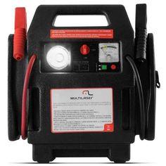 Kit de Emergência 4 em 1 para Automóveis | Tecnologia Digital