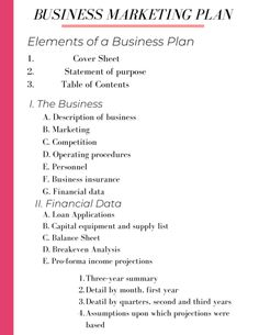 Building A Business Plan, Creating A Business Plan, Event Planning Business, Business Planner, Business Goals, Bakery Business Plan, Online Business Plan, Startup Business Plan, Small Business Bookkeeping