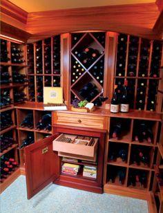 wino and cigar home