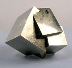 Pyrite cube...fool's gold. Beautiful.