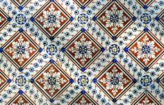 Aveiro - portuguese tiles, photo by Adriana O.