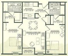30x40 2 bedroom house plans plans for east facing plot affordable two bedroom house plans google search small