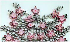 Algo tan sencillo como un rollo de papel, puede ser la base para hacer murales para nuestras paredes. Echad un vistazo a los ejemplos.