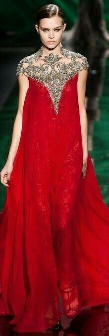 Red cute dress good
