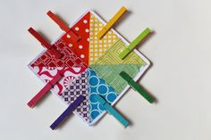 The Color Square -- this would be a really easy DIY!