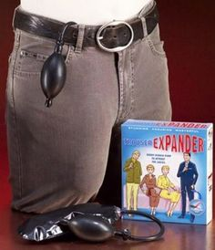 Trouser Expander - Guaranteed to Fill Your Pants and Get You Lots of Dates  ---- best hilarious jokes funny pictures walmart humor fail
