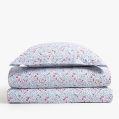 Image 6 of the product FLORAL PRINT DUVET COVER