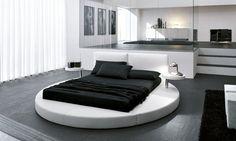Zero Presotto The Zero round bed is one of the most original and representative…