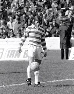 Kenny Dalglish Celtic 1973