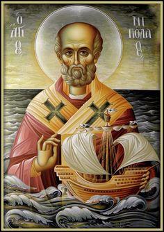 Οι αρετές του Άγιου Νικόλαου Αρχιεπίσκοπου Μύρων της Λυκίας, του Θαυματουργού  και Περί των Ιερών Λειψάνων του  Σοφία Ντρέκου   ...