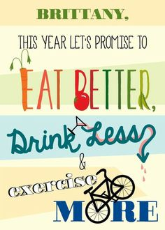 Perilous Promises - New Year Greeting Card in Yogurt | Magnolia Press | New Year's Resolutions
