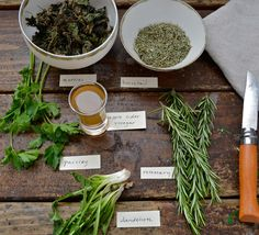 We love to make seasonal vinegar's a tasty way to get in our daily herbs! For spring, we've made our Spring Tonic Vinegar which is nutrient dense and full of minerals,so youcan take full ad…