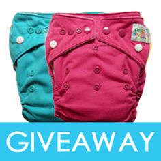 Introducing Kelly Wels Giveaway #79!  You have a chance to win (2) Little Comfort Popeazy Maxi Pocket Diapers!