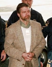 Ted Kaczynski - Wikipedia, the free encyclopedia. Theodore Kaczynski (1942- ) became known as the Unabomber during an 18-year terror campaign. Kaczynski killed three people and injured 23 others between 1978 and 1995 in a mail bombing spree.