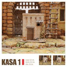 KASAS BELEN Nativity House, Design Art, Interior Design, Wood Watch, Firewood, Christmas Crafts, Sweet Home, Villas, Portal
