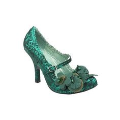 Irregular Choice Cortesan Floral Bar Court ❤ liked on Polyvore featuring shoes, pumps, high heels, high heel court shoes, floral pattern shoes, flower print pumps, floral pattern pumps and floral pumps