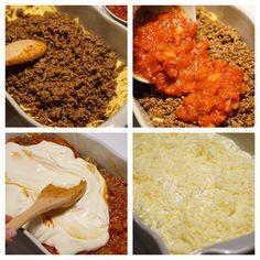 God kväll! Om man äter tacos varje fredag så måste man helt enkelt variera sig. Igår körde vi på Tacogratäng! Jag fick det här receptet för länge sen av en kompis och sen dess har jag fnulat till det lite här och där och den är så galet jädra god! Testa ikväll hörni! 300g nachochips [...] Mashed Potatoes, Cereal, Grains, Tacos, Food And Drink, Hem, Breakfast, Ethnic Recipes, Whipped Potatoes