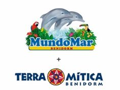 Ticket for Mundomar and Terra Mitica
