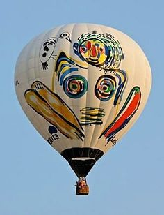 de onafhankelijke vrouw Love Balloon, Balloon Rides, Hot Air Balloon, Paragliding, Kite, Old Things, Sky, Lights, Heaven