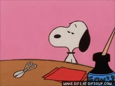 snoopy animation | Snoopy Animated GIF | GIFs - GIFSoup.com