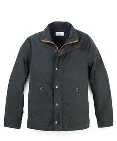 Jack Spade | Men's Designer Clothing - Men's Jackets - Outerwear Camp Jacket