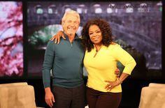 Program Alert! Louie's episode of Super Soul Sunday with Oprah will be re-airing on OWN this SUNDAY at 12pm ET/PT! Set those DVRs and don't miss it!