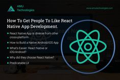 How To Get People To Like React Native App Development.