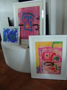 KLOCKARBARN: A childs art
