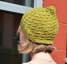 Ravelry: That Hat pattern by Nell Ziroli