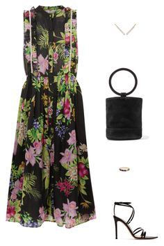 """""""Street Style"""" by julieselmer on Polyvore featuring Dodo Bar Or, Simon Miller, Gianvito Rossi and Ana Khouri"""