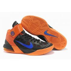 Nike Air Max Fly BY Black Orange D16002