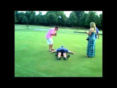 Funny Golfing Bloopers – Agora Interfusion – Amazing Videos and Products! Golf Humor, Funny Golf, Golf Videos, Bra Video, Sports Illustrated, Golf Tips, Videos Funny, Fun Learning, Golf Courses