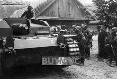 gepanzerte Selbstfahrlafette für Sturmgeschütz 7,5 cm Kanone (Sd.Kfz. 142) Ausf. B