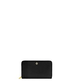 Tory Burch Robinson Zip Continental Wallet Continental Wallet 25de54c43a2a9
