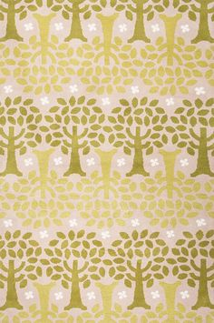 Jaipur Rugs Iconic by Petit Collage - Machine Made Trees Rugs | Rugs Direct