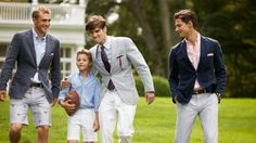 Preppy boys are obviously the only choice