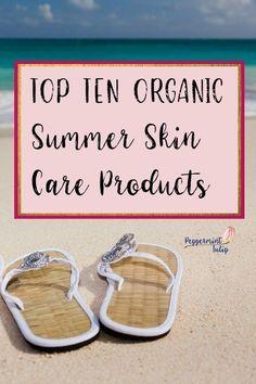 Top Ten Organic Summ