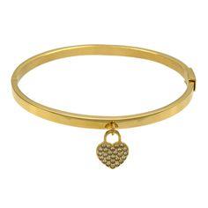 Fashion Heart Cuff Bracelet 2016. Rhinestone Jewelry ... ca8f1d73042a