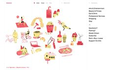 NewActon | Website Showcase | The Design Inspiration