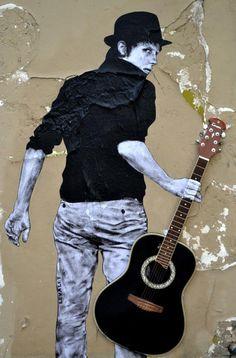 Levalet....Paris XIII #StreetArt #Paris